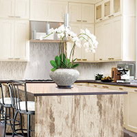 Rough Chic Kitchen